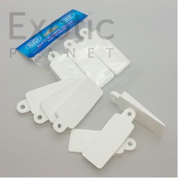 Reptile Security Glass Door Rubber Wedges (6/pack)