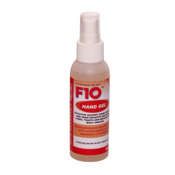 F10 Veterinary Disinfectant Hand Spray