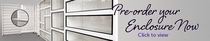 Preorder your Enclosure Today!